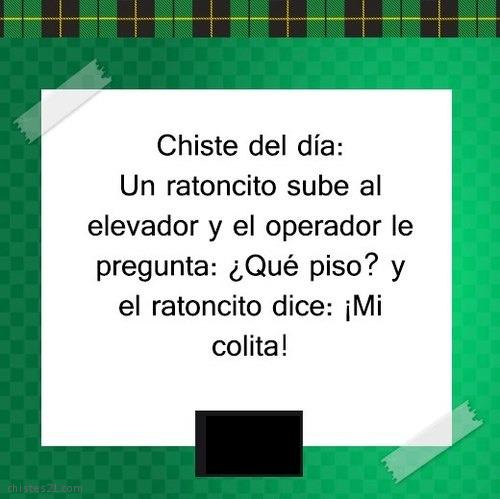 Chistes Chiste tierno