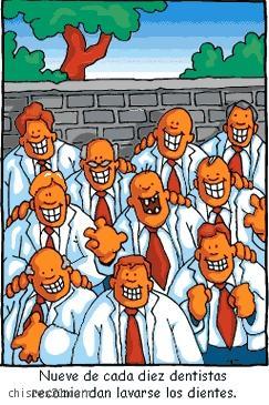 Chistes Y Anécdotas De Dentistas