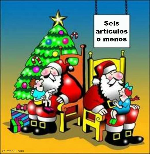 Chistes Pedido A Papá Noel