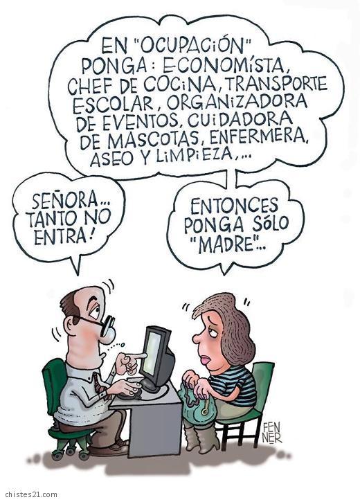 Humor gráfico - Página 3 26883_curriculum-de-una-mama