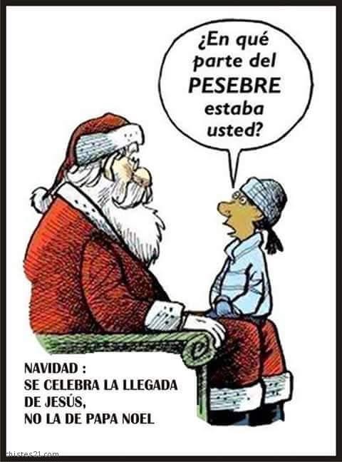 Chistes Y Anécdotas De Santa Claus
