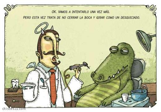 Chistes En El Dentista