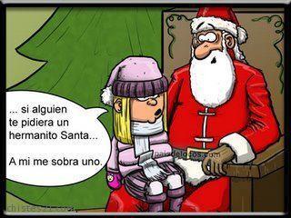 Chistes Pedido A Santa