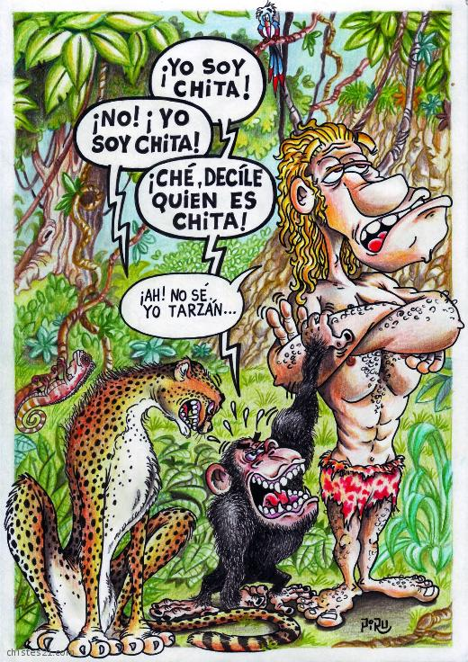 Tarzan y jane - 1 8